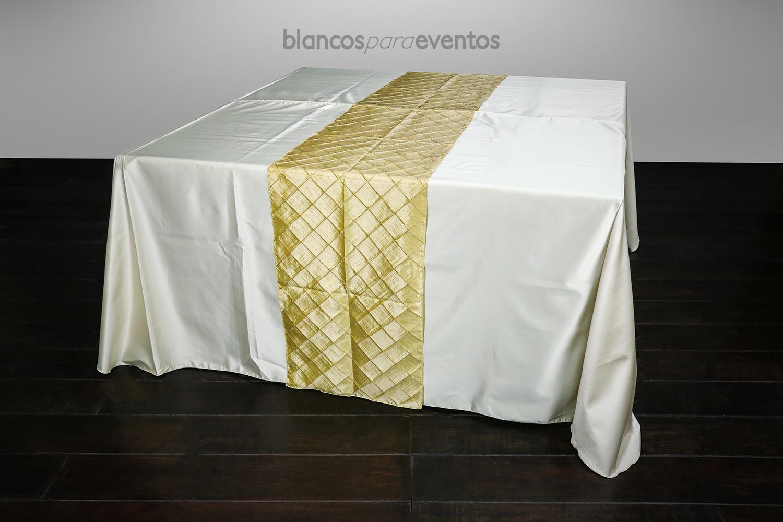 BLANCOS PARA EVENTOS - CAMINO DE MESA PINTUKA