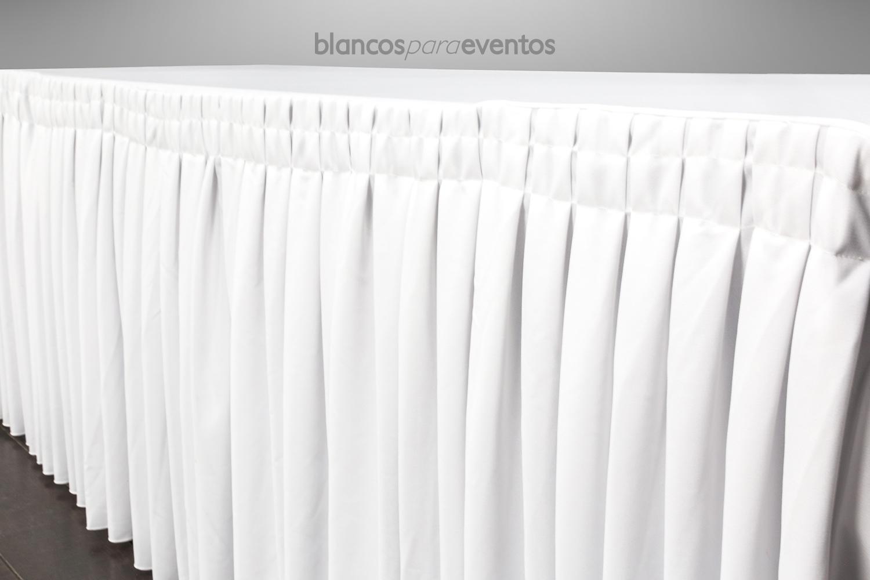 BLANCOS PARA EVENTOS - BAMBALINA CON CUBIERTA EN DUBLÍN