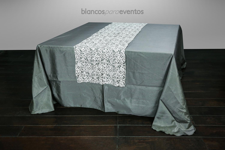 BLANCOS PARA EVENTOS - CAMINO DE MESA SPIDER