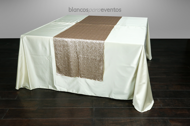 BLANCOS PARA EVENTOS - CAMINO DE MESA GATSBY