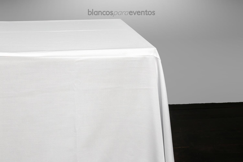 BLANCOS PARA EVENTOS - MANTEL PARA TABLÓN