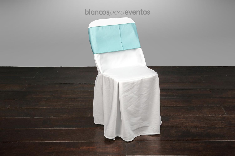 BLANCOS PARA EVENTOS - CUBRESILLA TERGAL